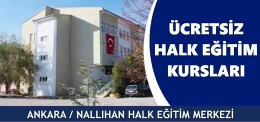 ANKARA-NALLIHAN-Halk-Eğitim-Merkezi-Kursları