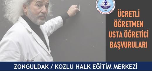 ZONGULDAK-KOZLU-Halk-Eğitim-Merkezi-Ücretli-Öğretmen-Usta-Öğretici-Başvuruları