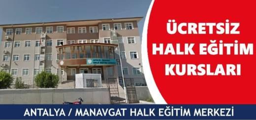 ANTALYA-MANAVGAT-Halk-Eğitim-Merkezi-Kursları