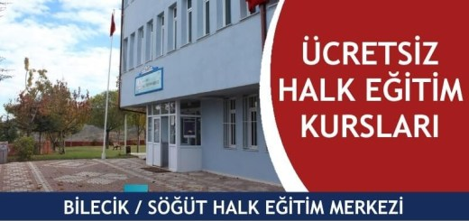 BİLECİK-SÖĞÜT-ücretsiz-halk-eğitim-merkezi-kursları