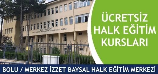 BOLU-MERKEZ-İzzet-Baysal-Halk-Eğitim-Merkezi-Kursları