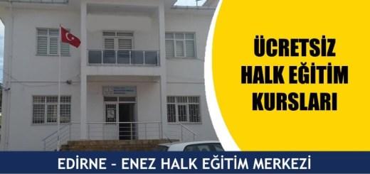 Edirne-Enez-ücretsiz-halk-eğitim-merkezi-kursları