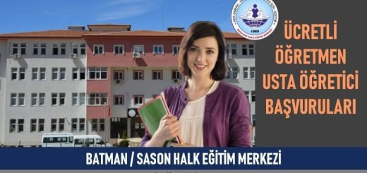 batman-sason-hem-ucretli-ogretmen-usta-ogretici-basvurulari