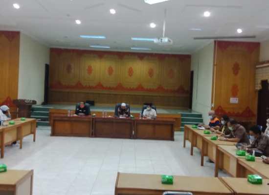 COVID-19, Warga Langkat Wafat di Aceh Tamiang. Pemkab Langkat Koordinasikan Pemulasarannya