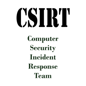 Incident Response - Your team cant function in a vacuum.