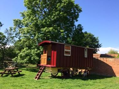 The Shepherd's Hut Suffolk