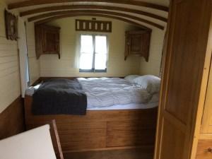 The Shepherd's Hut Bed
