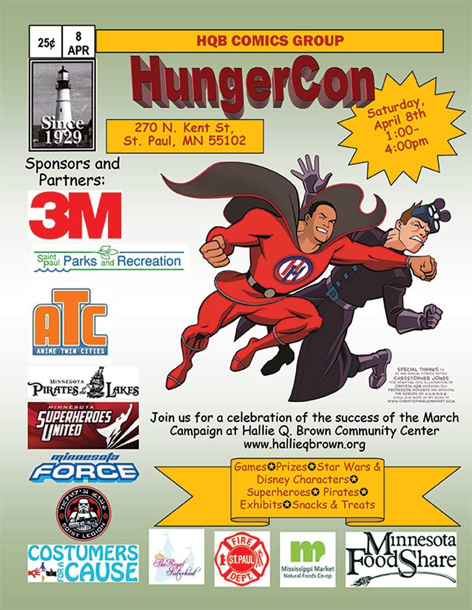 HQB Hungercon 2017