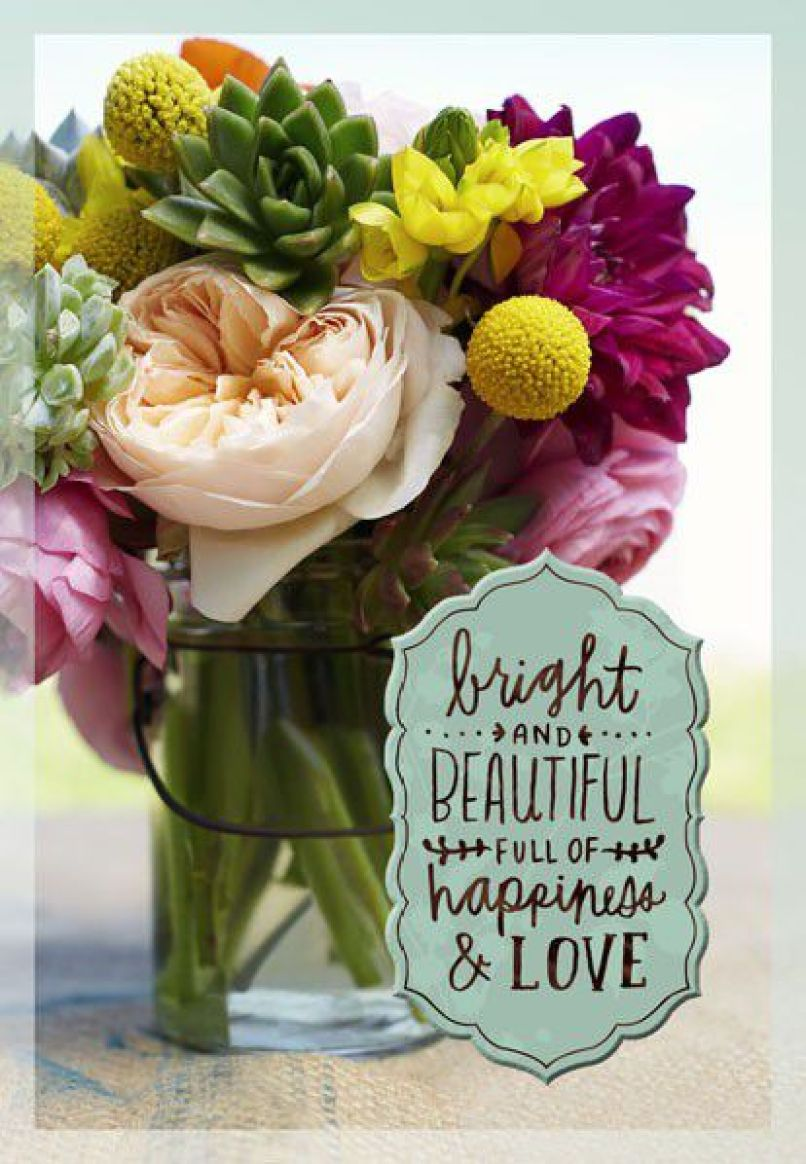 Beautiful Flowers Pictures For Birthday Wikiwallpapers