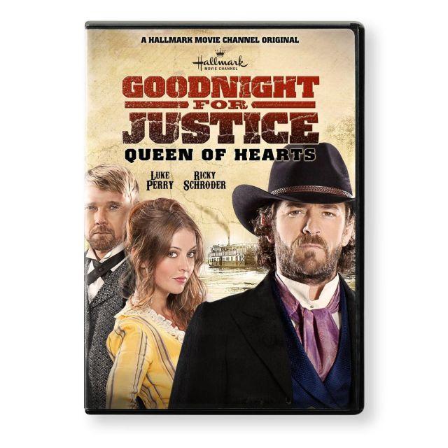 Goodnight For Justice Hallmark Channel Movie Series Dvd No 3 Queen Of Hearts Hallmark Channel Hallmark