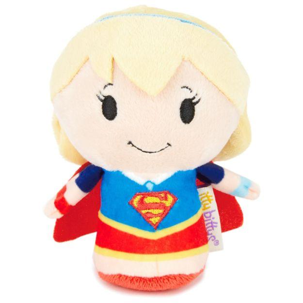 #dc superhero girls #supergirl #hallmark #itty bitties
