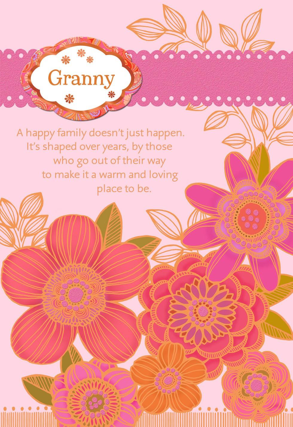 Special Names For Grandma With Personalization Stickers