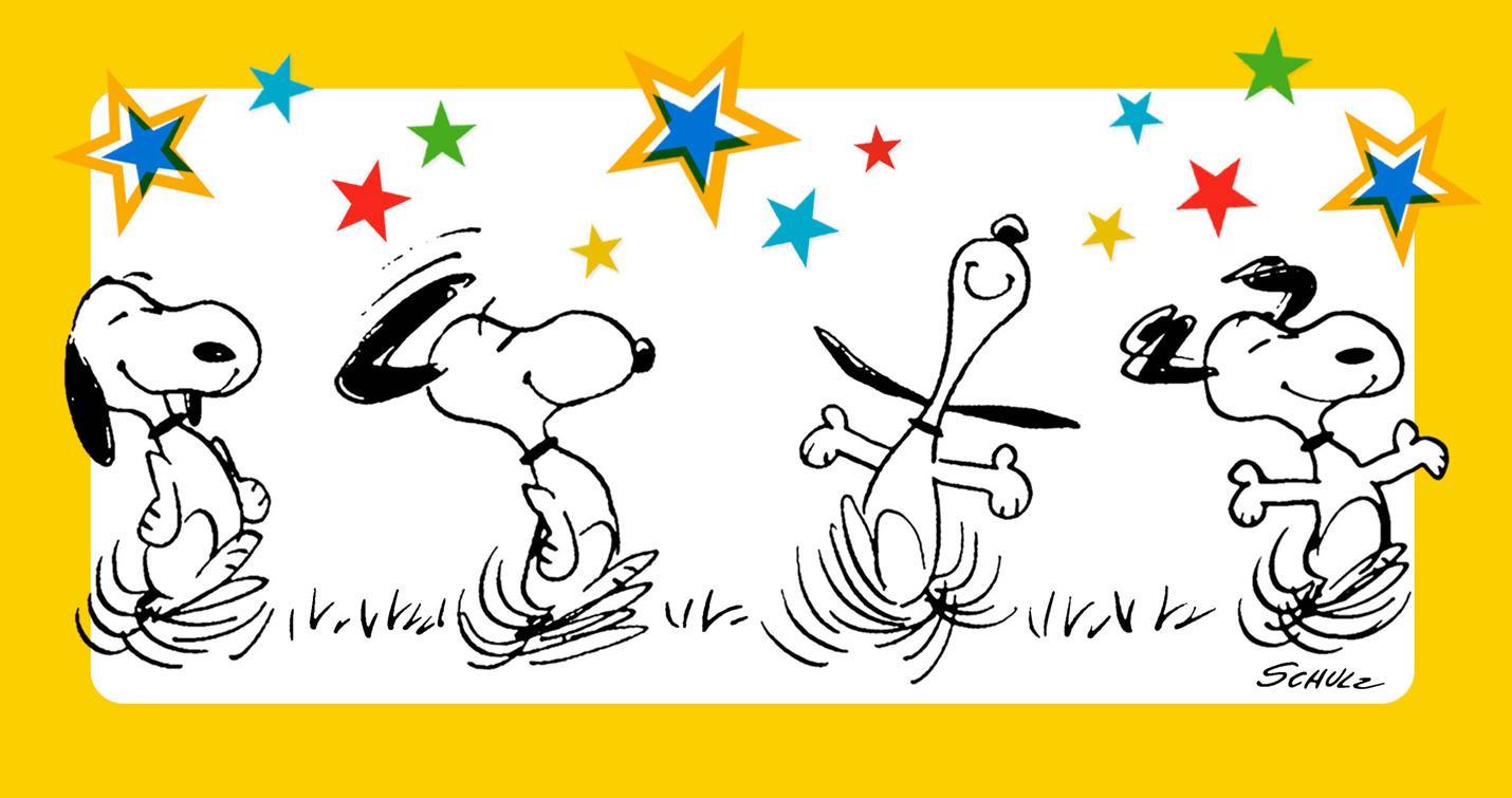 Peanuts Snoopy Happy Dance Graduation Money Holder Card