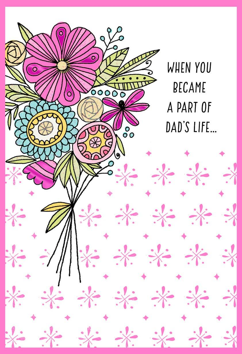 Youre Important Mothers Day Card For Stepmom Greeting