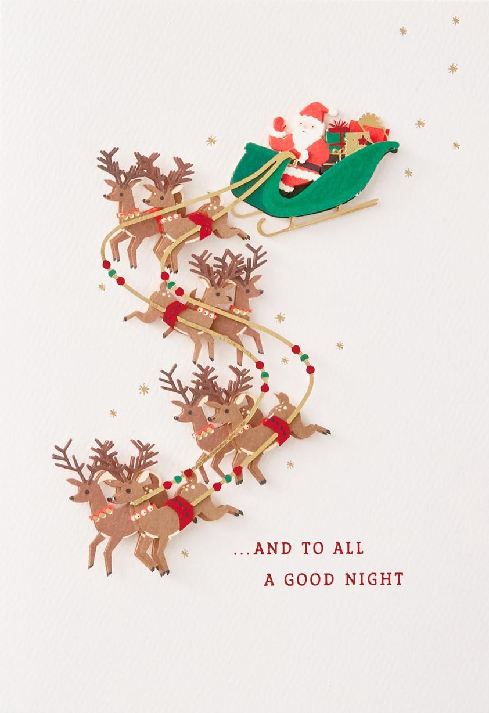 Magic And Memories Christmas Card Greeting Cards Hallmark