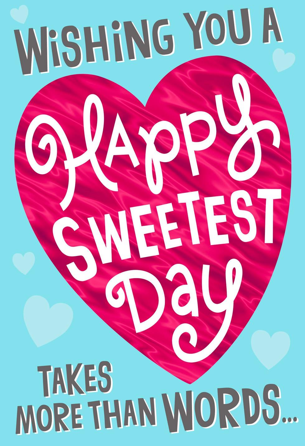 KITTENS Funny Sweetest Day Card Greeting Cards Hallmark