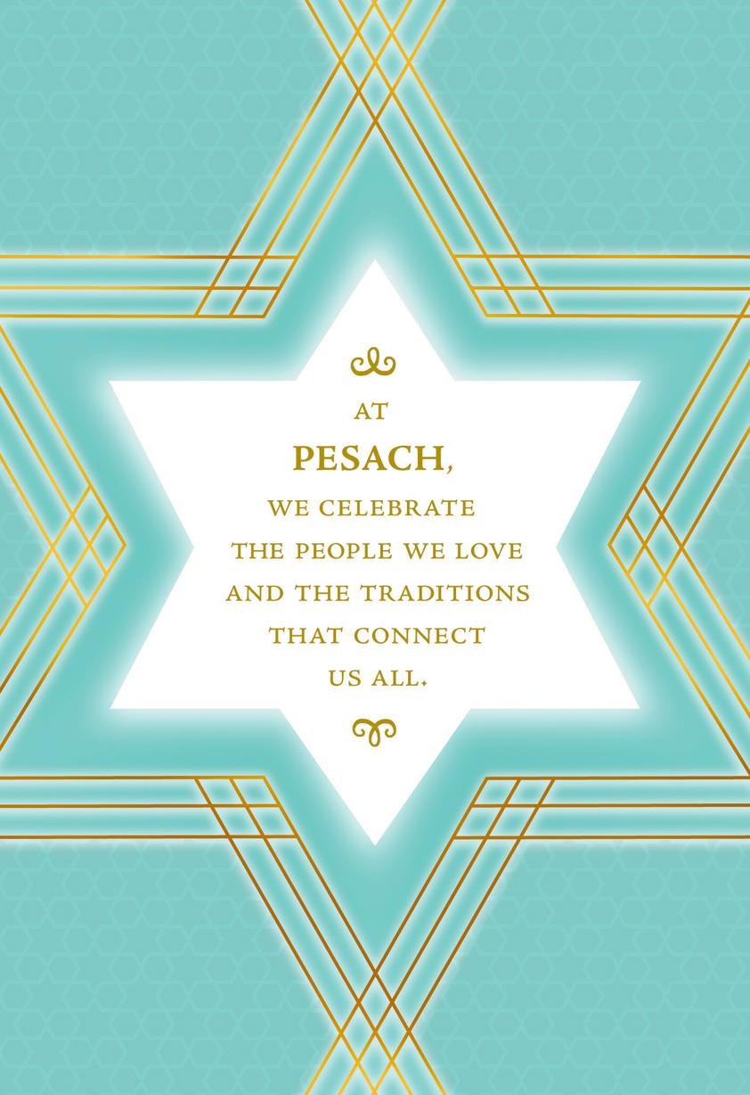 Star Of David Passover Card Greeting Cards Hallmark