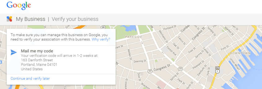 Google-My-Business-Verify