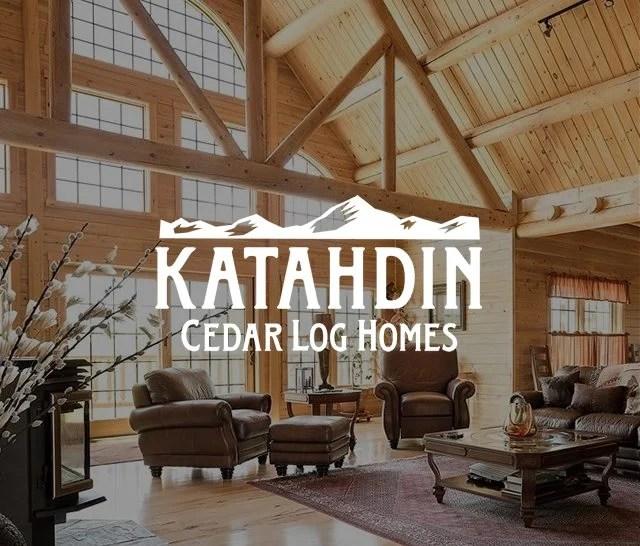Katahdin Cedar Log Homes