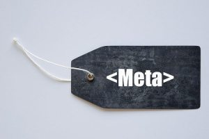 How to use meta tags on your website.