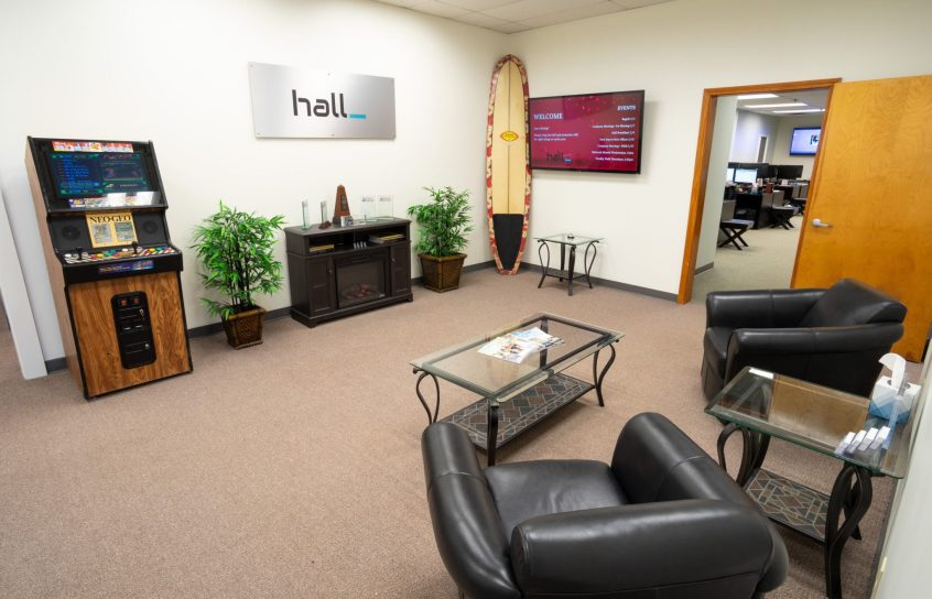 hall agency office scarborough maine