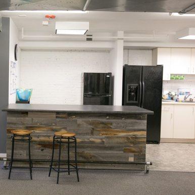 Hall Internet Marketing Kitchen