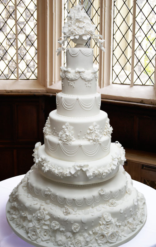 Victorian Wedding Cakes Hall Of Cakes