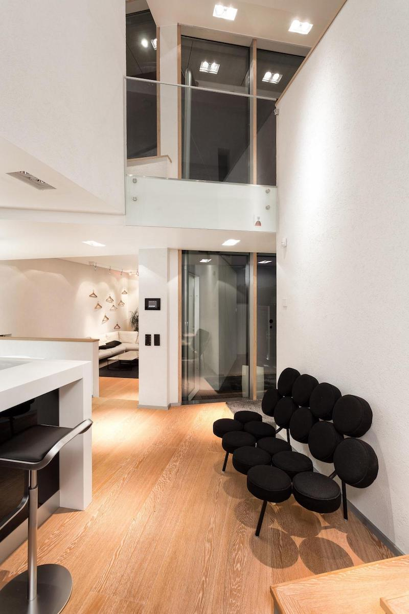 Modern Interior Design With Architectural Character And