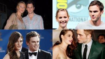 10 attori di film e Serie Tv che sono stati costretti a condividere il set con un ex