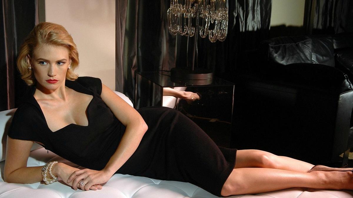 7 curiosità su January Jones, la bellissima Betty Draper di Mad Men