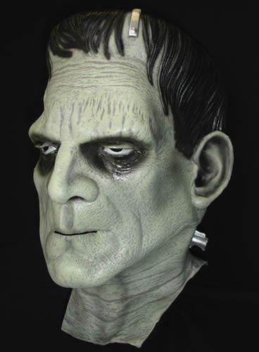 Frankenstein Deluxe Halloween Mask