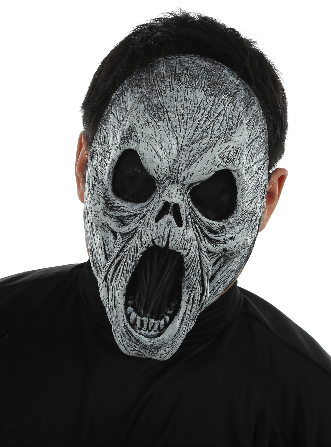 Wailing Spirit Mask