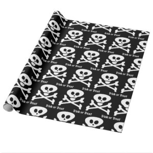 trick or treat gift wrap