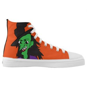 halloween sneakers wicked witch