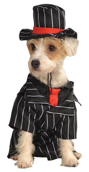 mob costume for dogs