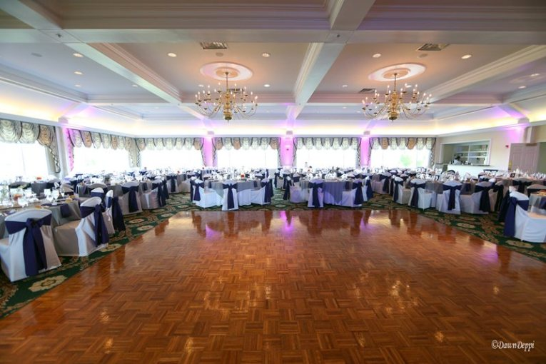 Jericho National Golf Club Hall Rentals in New hope  PA
