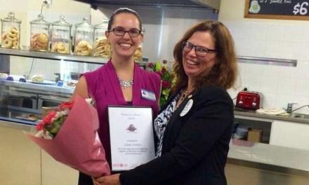 Rotaract Australia Partners in Service Award
