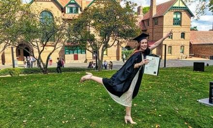 Emma-Lee Graduates