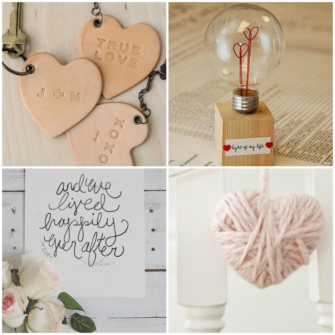 9 Farmhouse Style Valentines Day Crafts With Printables Hallstrom Home