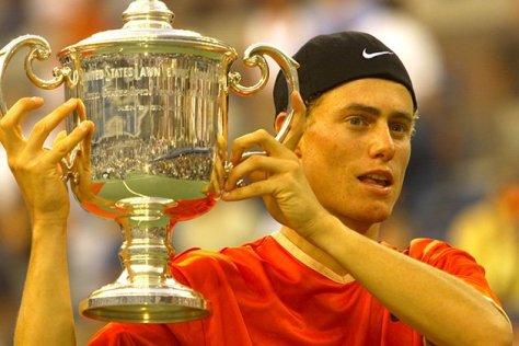 Lleyton Hewitt US Open 2001