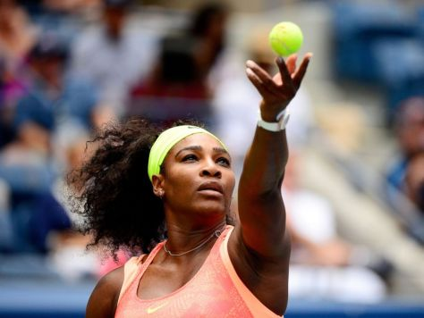 Can anyone beat Serena?