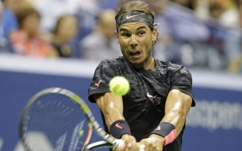 Rafa Nadal is back on track