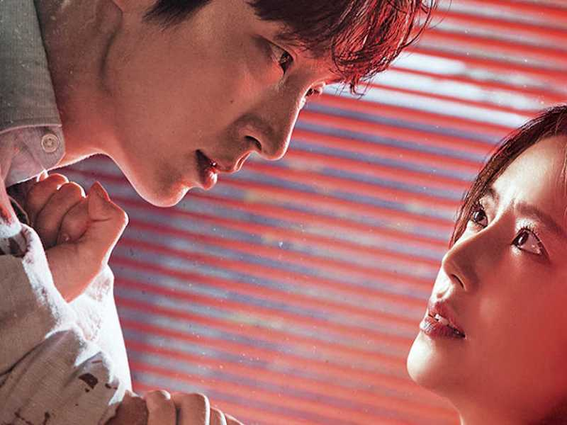 Lee Joon-gi and Moon Chae-won