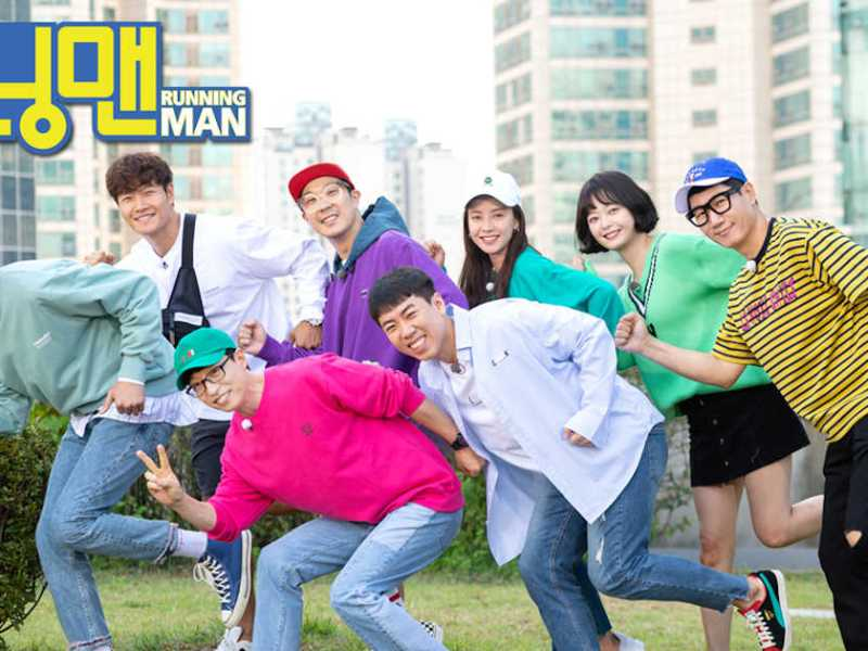 "COVID-19 halts production of ""Running Man""i and other shows in South Korea"