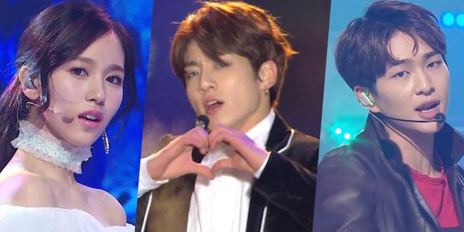 mbc-gayo-daejaejeon-2016-top-10