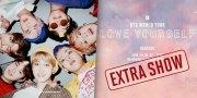 เสาร์นี้! จองบัตรรอบ 2 BTS WORLD TOUR 'LOVE YOURSELF' BANGKOK