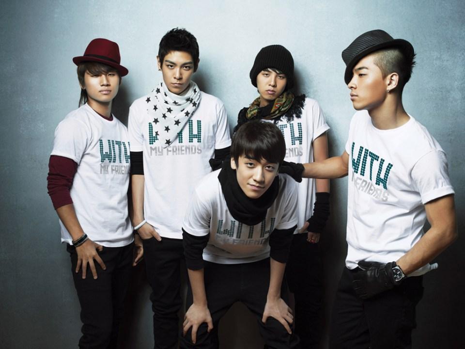 Big Bang Kpop Group