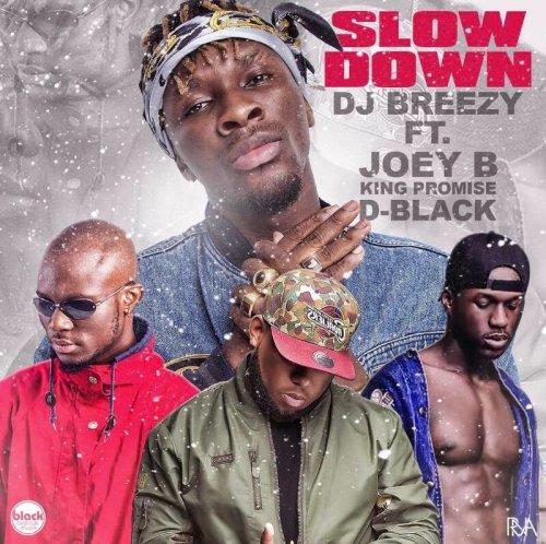 Slow Down-DJ Breezy FT. Joey B, King Promise & D-Black
