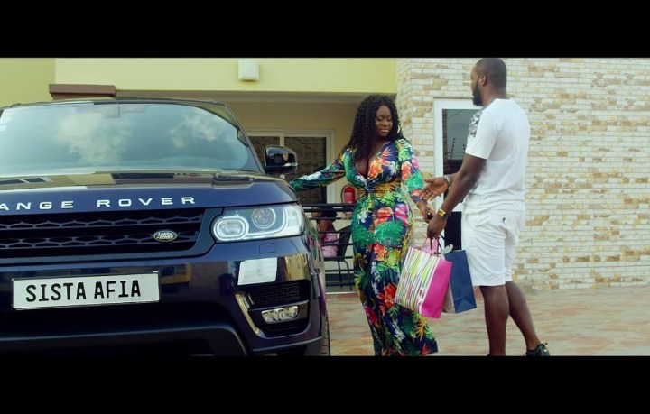 official Video-sista afia slay queen