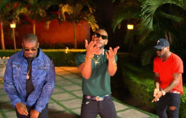 D'Prince ft. Davido & Don Jazzy – Gucci Gang (Official Video)